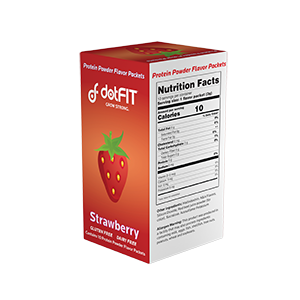 "Strawberry ""FlavorPaks"" (10 pack of flavor packets)"