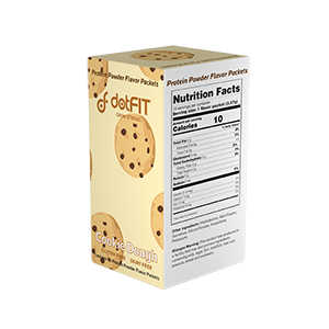 "Cookie Dough ""FlavorPaks"" (10 pack of flavor packets)"